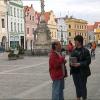 Trebon en la República Checa