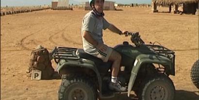 Safari quad desierto Mar Rojo